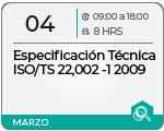 ISO/TS 22002