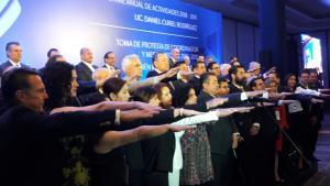 Toma de Protesta del Nuevo Consejo de CCIJ