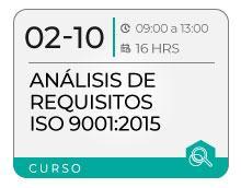 Análisis de Requisitos ISO 3001:2015